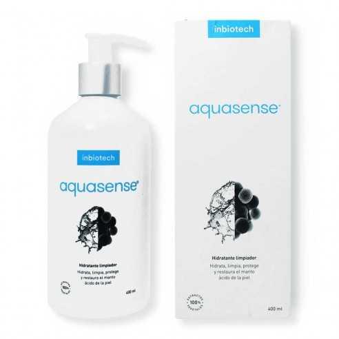 Aquasense Hidratante Limpiador | 400 ml
