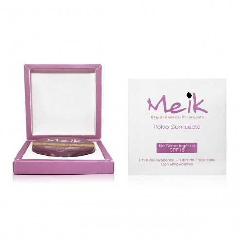 Meik Polvo Compacto Medio| 13 g