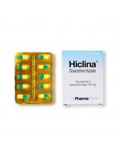 Hiclina | 10 Caps