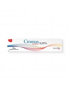 Cromus 0,03 % Ungüento | 30 g