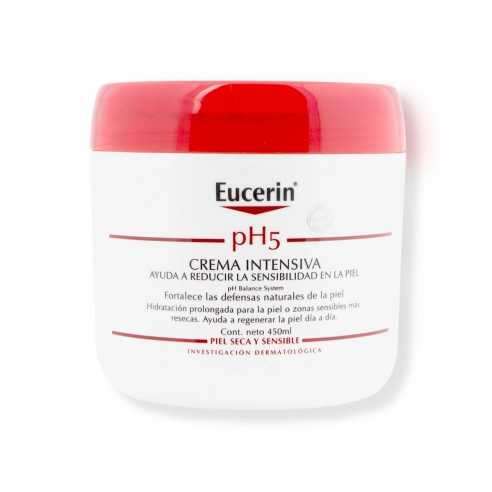 Eucerin pH 5 Crema Intensiva | 450 ml