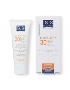Uveblock 30 Clean Derm | 40 ml